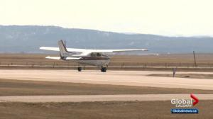 Calgary flight instructors prepare students for numerous emergency landing scenarios