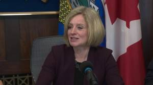 Alberta's Notley says she had 'frank chat' with B.C. Premier Horgan over Trans Mountain pipeline action