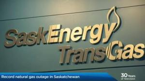 Heat back on for SaskEnergy customers in the Melfort area