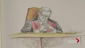 Justin Bourque will spend life in prison