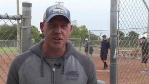Oshawa firefighter slo-pitch tournament a home run for fighting cancer (01:52)