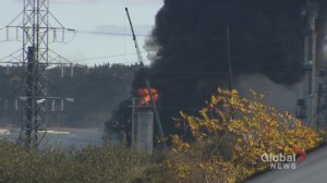 Cause of Irving Oil refinery explosion remains unknown