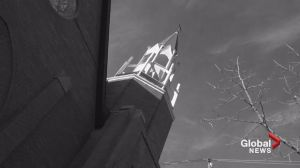Calgary Ghost Tours: The church at 8 Avenue and 13 Street S.E.