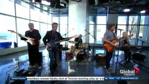 Bentwood Rocker perform 'Can't Imagine'