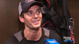 Former Alberta Golden Bear suits up for Carolina Hurricanes