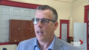 Saint John mayor asking election candidates where they stand