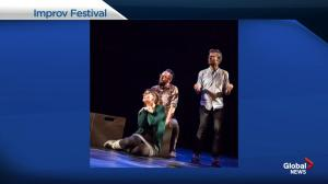 Winnipeg Improv Festival brings the laughs