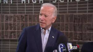 Biden: 2018 midterms are the 'most important election of my lifetime'