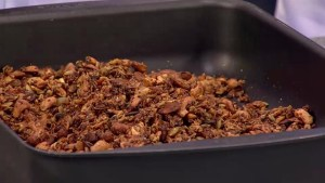 Cooking 101 – Granola