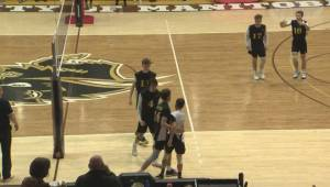 HIGHLIGHTS: Boys Volleyball Final Lord Selkirk vs Dakota
