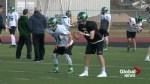 Saskatchewan Huskies spring camp starts