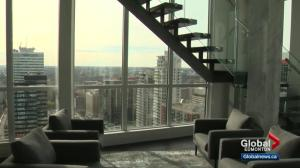 Edmonton's priciest penthouse is for sale
