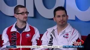 Canada Deaf Games in Winnipeg this week