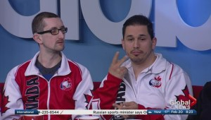 Canada Deaf Games in Winnipeg this week