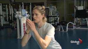 B.C. athlete Georgia Simmerling has more Olympic goals to accomplish