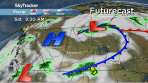 Saskatchewan weather outlook: daytime highs take a nosedive