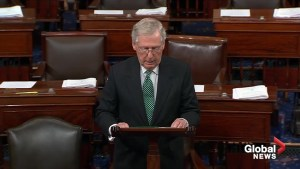 Mitch McConnell files motion to move forward with Brett Kavanaugh's nomination to SCOTUS
