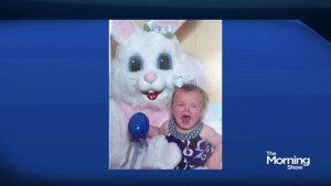 These kids hate the Easter bunny