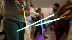 France has officially recognized lightsaber dueling as a competitive sport