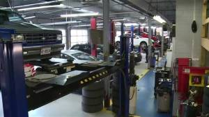 Durham auto shops booking up quickly winterizing vehicles (01:57)