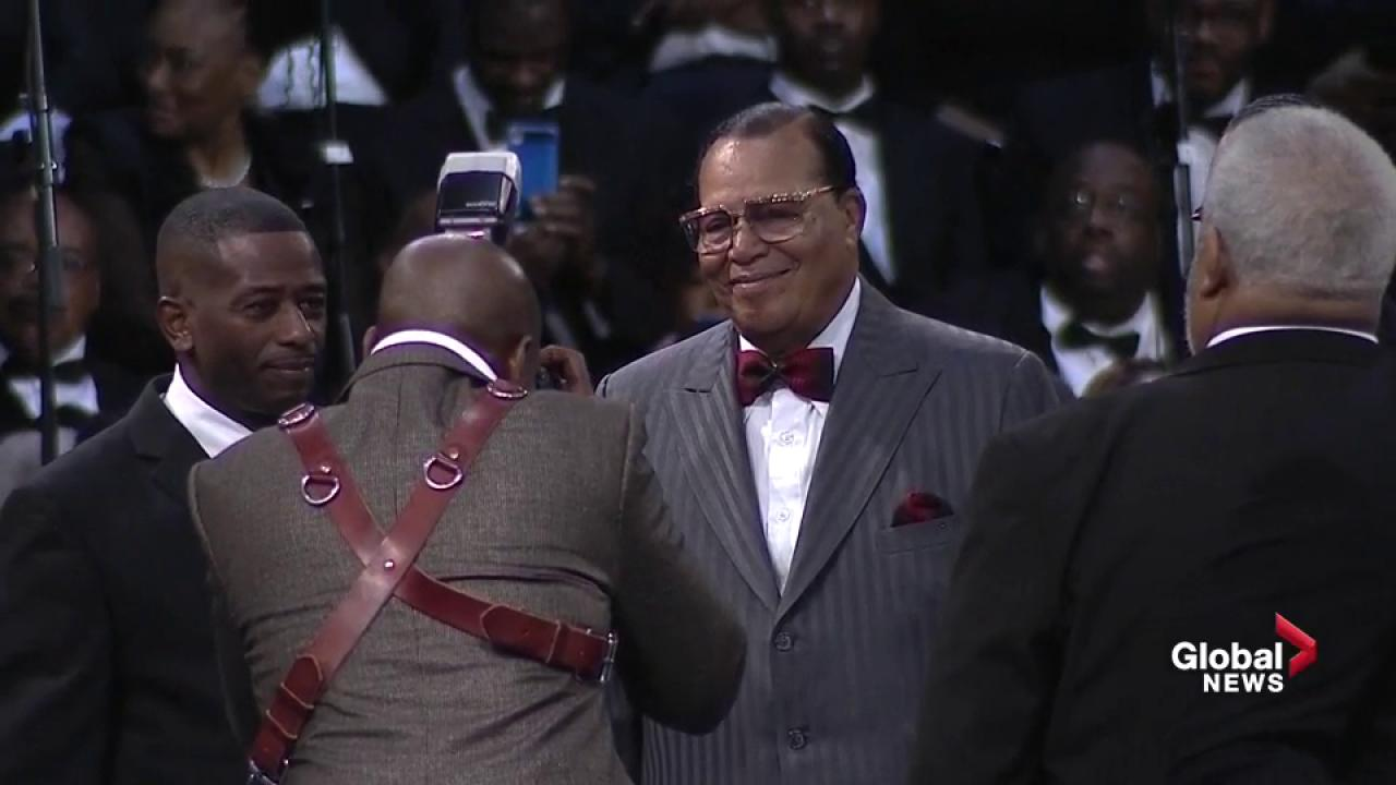 Former Obama Friend, Catholic Priest Invites Louis Farrakhan to Speak at Church