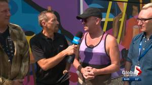 """Todd James speaks to the folks involved with """"Don't Frown At The Gown"""" at the Fringe Festival"""