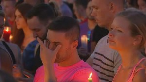 Victims in Orlando nightclub shooting remembered at vigil