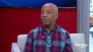 Def Jam cofounder Russell Simmons on his love of visual arts and giving a hand to Canadian artists
