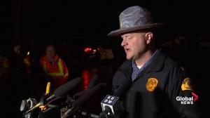 Washington State Patrol updates injuries in Amtrak train derailment