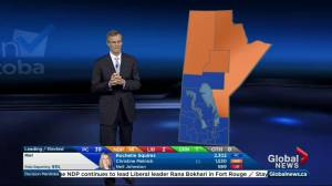 New electoral map of Manitoba shaping up following election