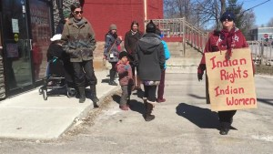 First nations women continue to fight for gender equality in Peterborough