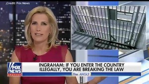 Fox News host Laura Ingraham under fire for comparing border detention facilities to 'summer camps'