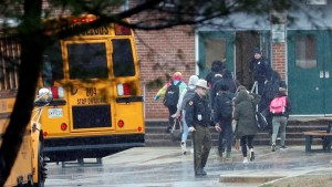 School resource officer critically injured Maryland school shooter: Sheriff