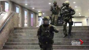 Munich on edge after deadly shooting spree