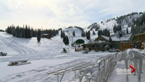 Ski hills in Alberta bank on international visitors