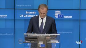 Donald Tusk: The fate of Brexit is in the hands of our British friends