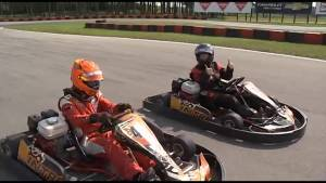 CHEX Daily gets a go-karting lesson with racing champion, Austin Riley. We learn how to navigate the track and more about Austin's personal journey with Autism.