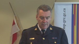 Amber Alert RCMP press conference: May 14