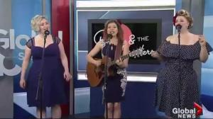 Rosie & the Riveters perform 'La Boheme'