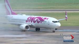 Passengers stranded after Swoop cancels or delays nearly 2 dozen flights