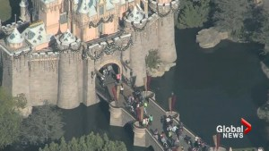 Disneyland guests escorted off rides after power outage
