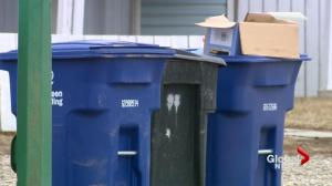 Saskatoon reveals potential costs for 'pay as you throw' garbage program