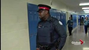 TDSB suspends police patrol program in schools