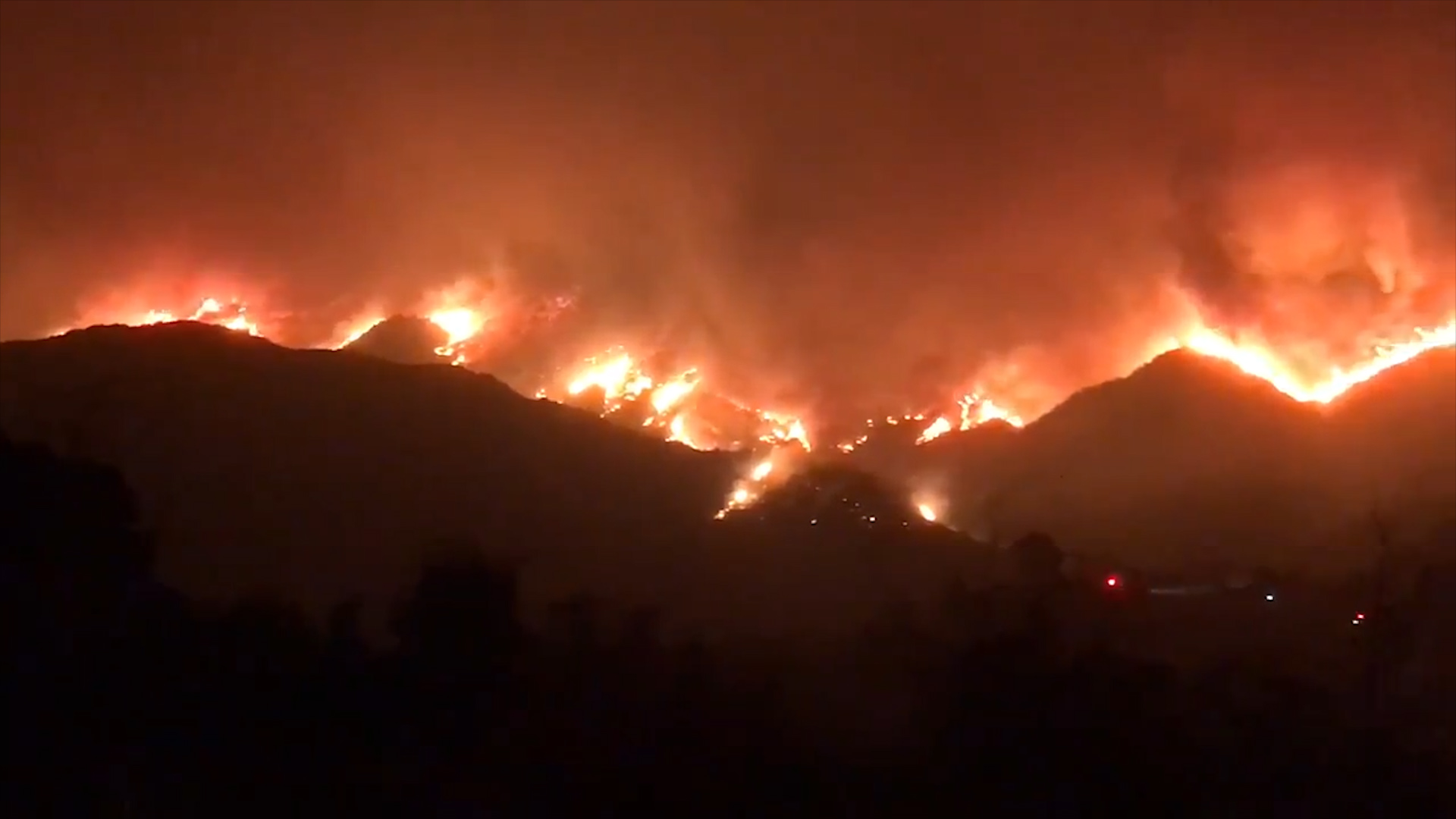 Illegal cooking fire caused devastating Skirball Fire in Southern Calif., officials say