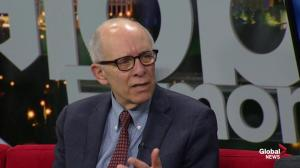 Alberta Party leader Stephen Mandel's election ban lifted