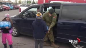 Quebec floods: Meeting volunteers on the front lines