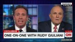 Rudy Giuliani tells CNN: 'If' collusion happened, Trump himself wasn't aware
