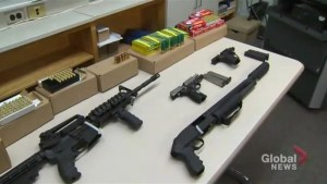 Montreal pushes for tighter gun control