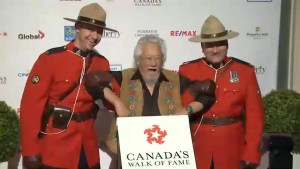 Canada's Walk of Fame 2017: David Suzuki