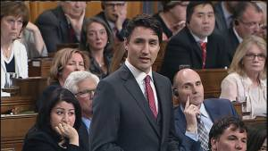 Prime Minister Justin Trudeau apologizes for his 'behaviour' in House of Commons